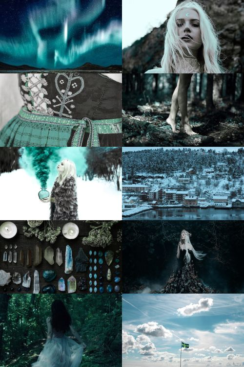 swedish witch aesthetic (more here)