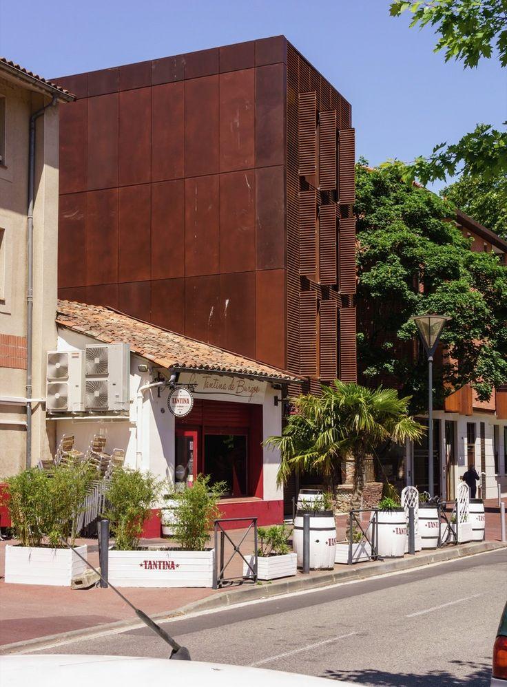veredas.arq.br --- Pin Inspiração Veredas Arquitetura--- #project #architecture #arquitetura Gallery of Yaoitcha Residence / Taillandier Architectes Associés - 12