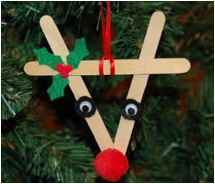Best kid made ornaments  for this Christmas   #Christmas #ornaments