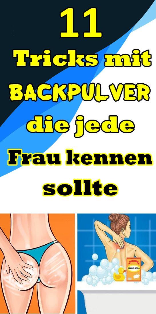 11 Tricks mit Backpulver, die jede Frau kennen sollte – Anna Muller