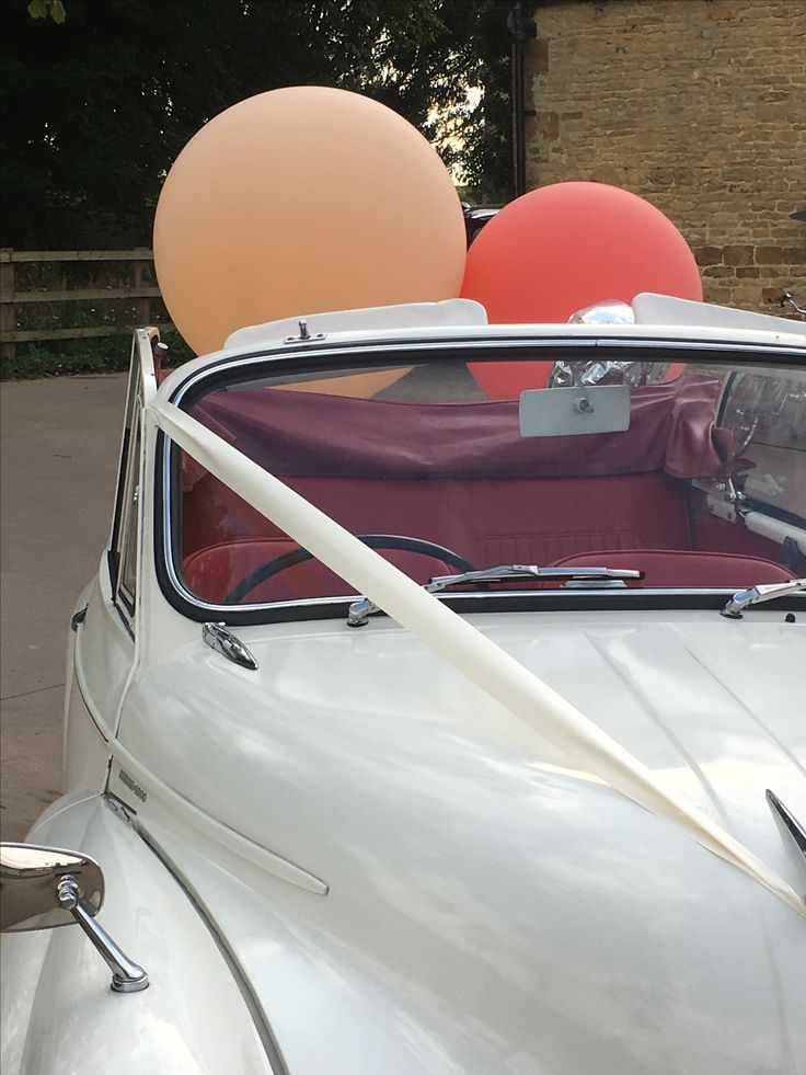 If you going to do balloons...go big or go home, these cloudbuster balloons are so on trend!