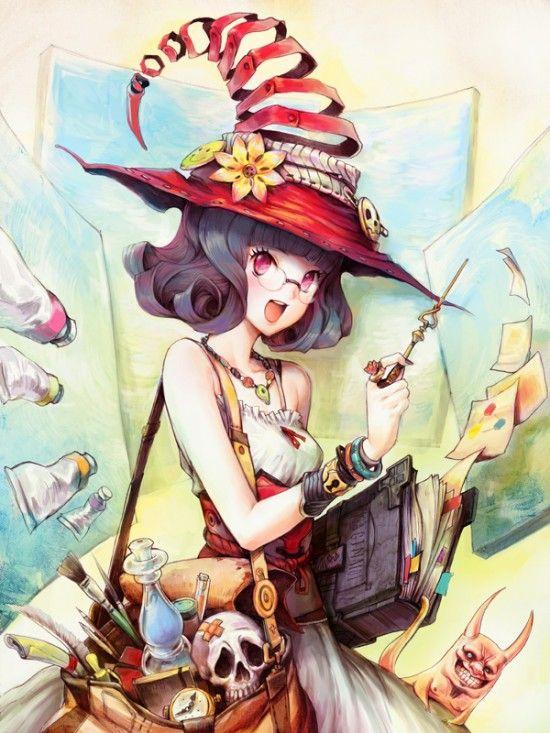illustrations mangas by Thailandaise Asuka111 http://www.ufunk.net/artistes/illustration-manga-par-asuka111/
