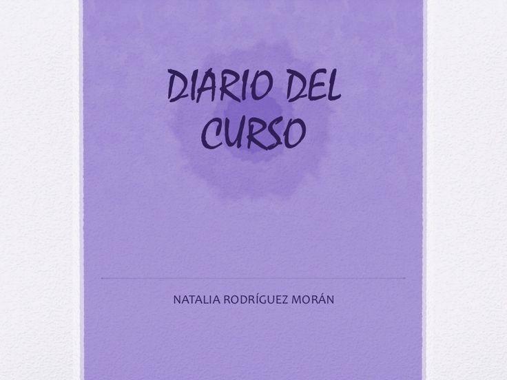 Diario del curso. Portafolio final por Natalia Rodríguez