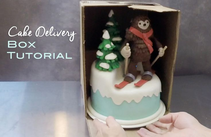 This is a simple tutorial on how to make a cake delivery box. Full blog post: http://artisancakecompany.com/2015/03/cake-delivery-box-tutorial/ My preferred ...