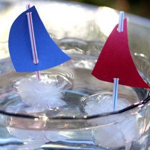 Cool Ice Sail Boats | AllFreeKidsCrafts.com