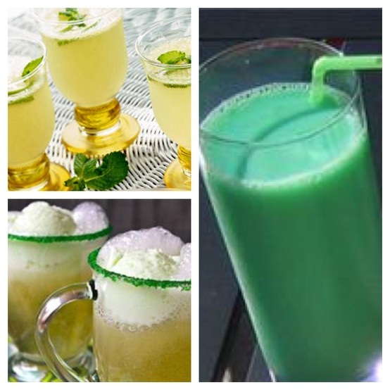 St. Paddy's Cocktails!