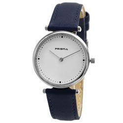 Prisma horloge 33B811008 Dames Design  Staal
