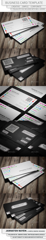 Buiness Card Bundle