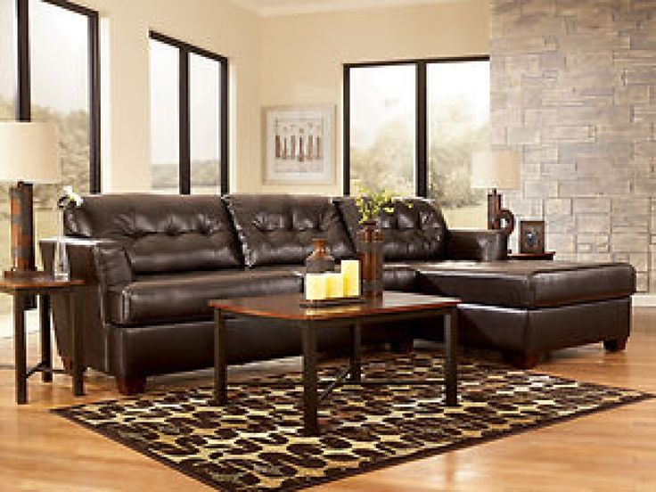 Living Room Designs With Chocolate Brown Sofa Decorating Ideas