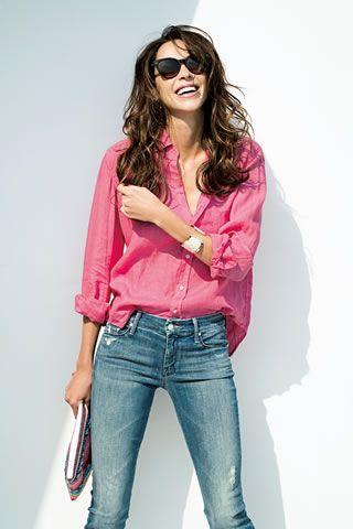 着るだけでヘルシー美人になれるフランク&アイリーン|Frank&Eileen フランク&アイリーン | CLASSY. 春のオシャレはここからはじまる! 売り切れ必至の注目ブランド