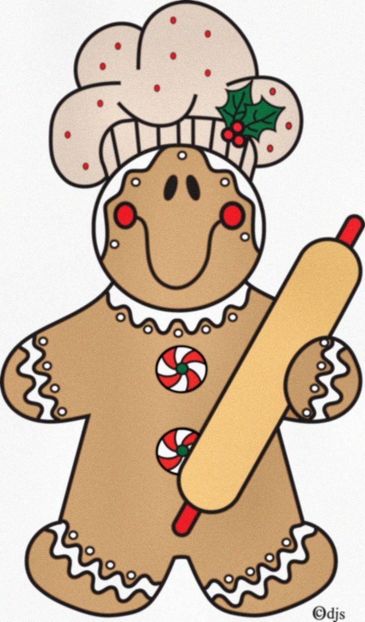 380 best ilustración galleta de jengibre images on pinterest