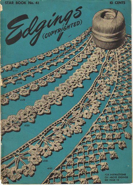 Vintage Edgings: Vintage Edgings