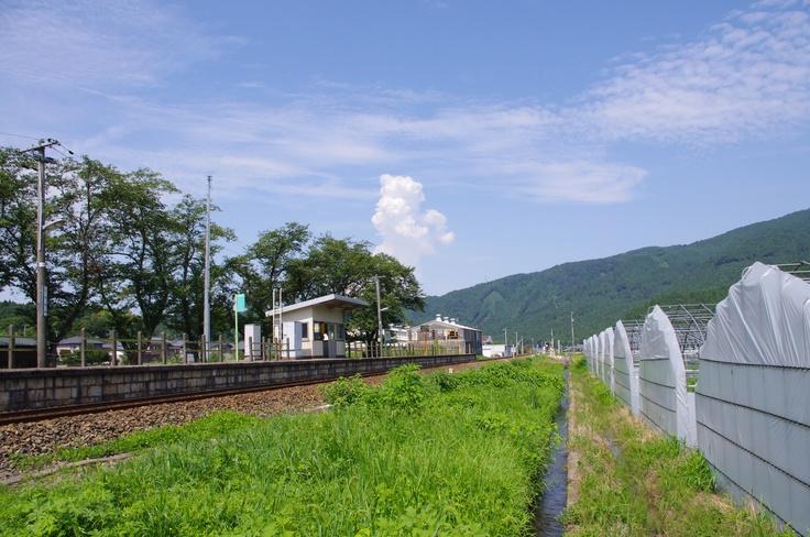 Ichinami-station (市波) , J@pan.