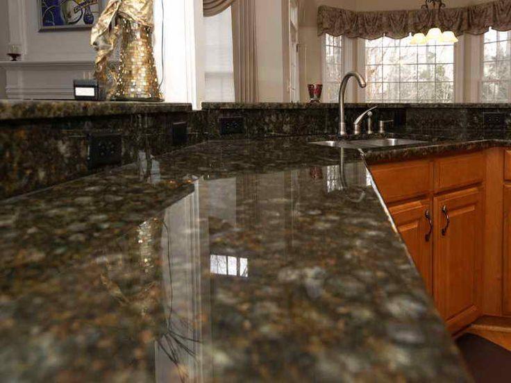Care Of Granite Countertops With Dark Colors