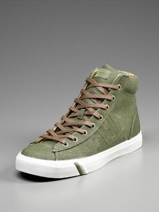 pro-keds royal plus high top sneakers