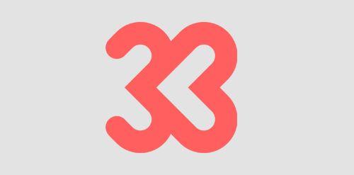 33COLOR « Logo Faves   Logo Inspiration Gallery