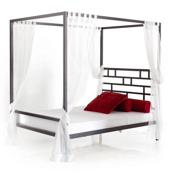Himmelseng modell ROMA. http://www.jernmøbler.com/katalog/himmelseng/artikkelen/22367/Himmelseng+i+smijern%2C+modell+ROMA #himmelseng #baldakin #roma #interior #interiør #interiormirame #interiørmirame #mirameinteriørogdesign #vakrehjemoginteriør #nettbutikk #soverom #seng #design