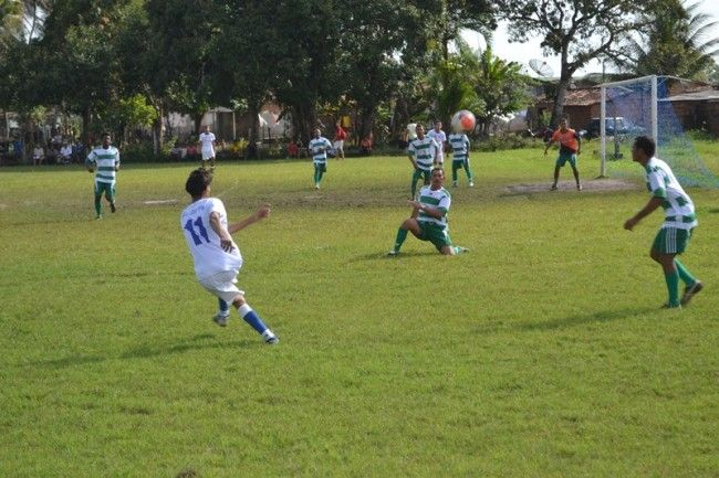 Campeonato Municipal de Futebol de Alhandra