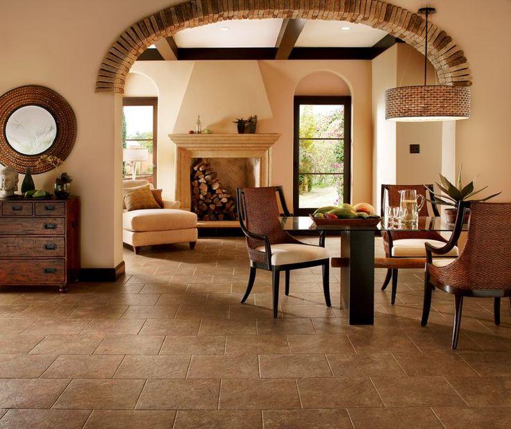 69 best Luxury Vinyl Flooring images on Pinterest Luxury vinyl - tile living room floors