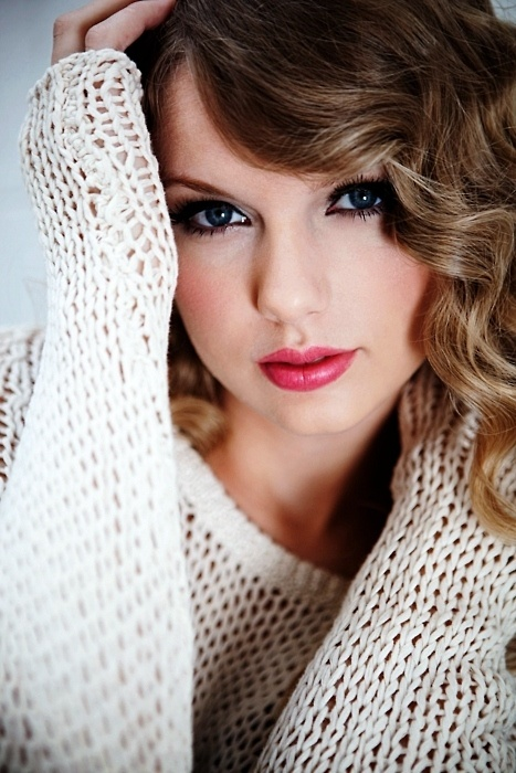 Taylor Swift, Pretty Make-Up!