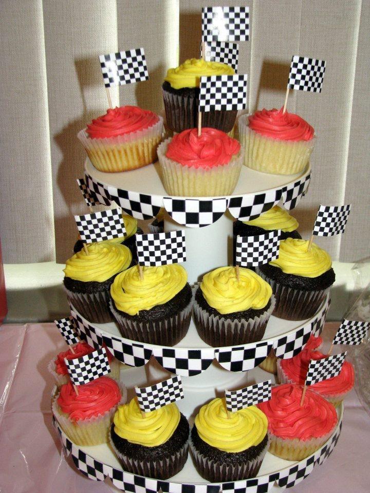 cars movie themed birthday party