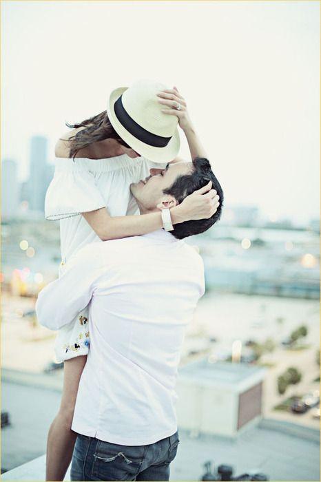 El amor se transpira...