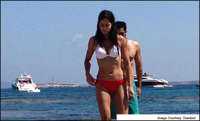 Photos - Ranibr Kapoor, Katrina Kaif in Spain | 123 Live News
