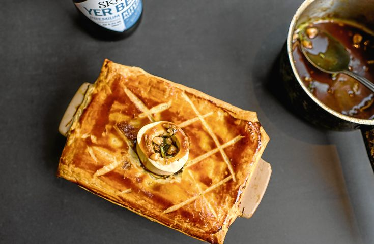 RECIPES: Try these mouth-watering pies by Tom Kitchin | Press and Journal