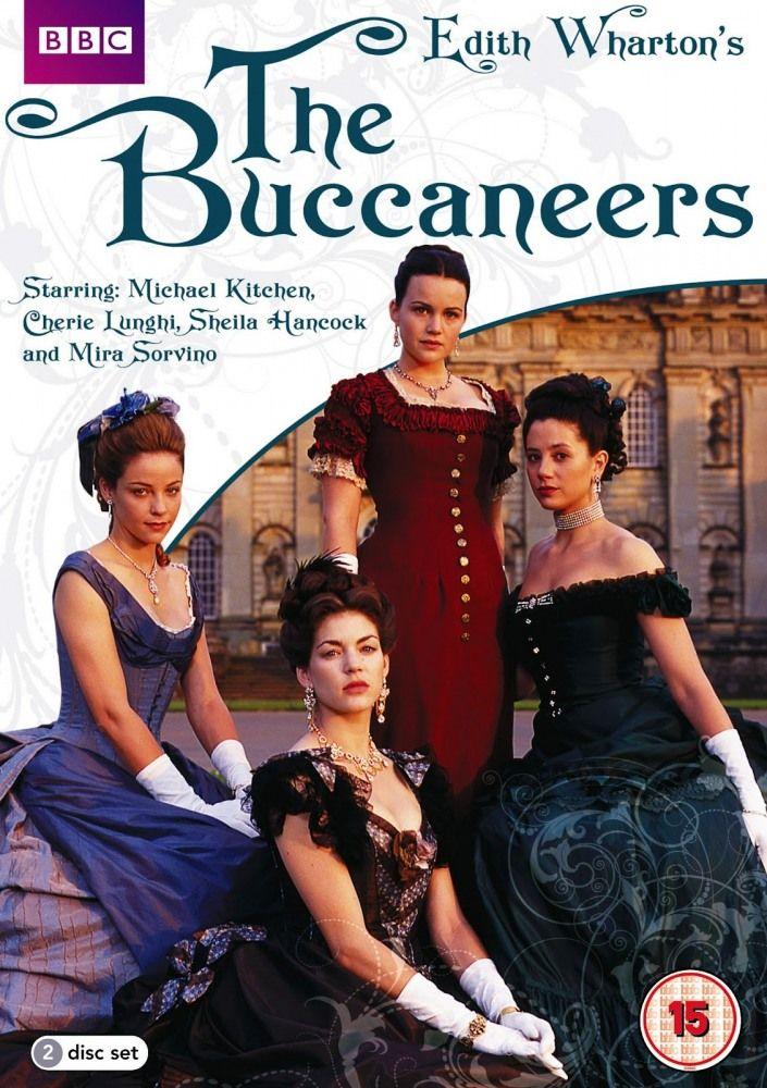 Красотки Эдит Уортон (The Buccaneers)