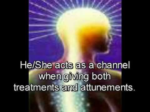 REIKI TRAINING PART F - Reiki Attunement Process