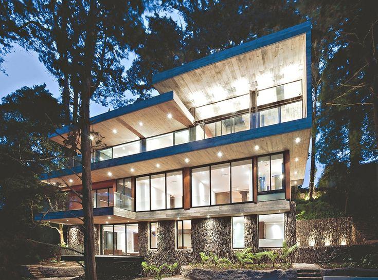 Contemporary Corallo House, Guatemala