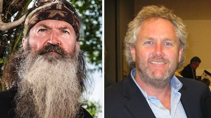 "The patriarch of the Robertson clan, popular stars of the A&E hit show ""Duck Dynasty""BREAKING NEWS! Phil to receive 'Breitbart Defender' Award at CPAC 'for his unflinching conviction in face of adversarial media.' 2-17-15"