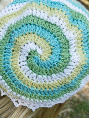 Crochet Hair Tangle Free : ... /Knit on Pinterest Chevron scarves, Couch monster and Crochet hair