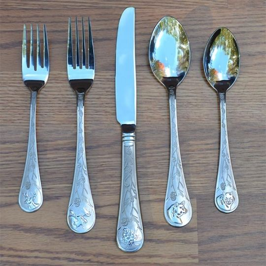 25 best ideas about rustic flatware on pinterest rustic. Black Bedroom Furniture Sets. Home Design Ideas