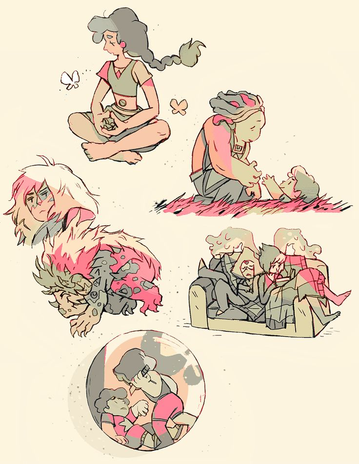 """mollifiable: """" some little things from summer of steven """""""