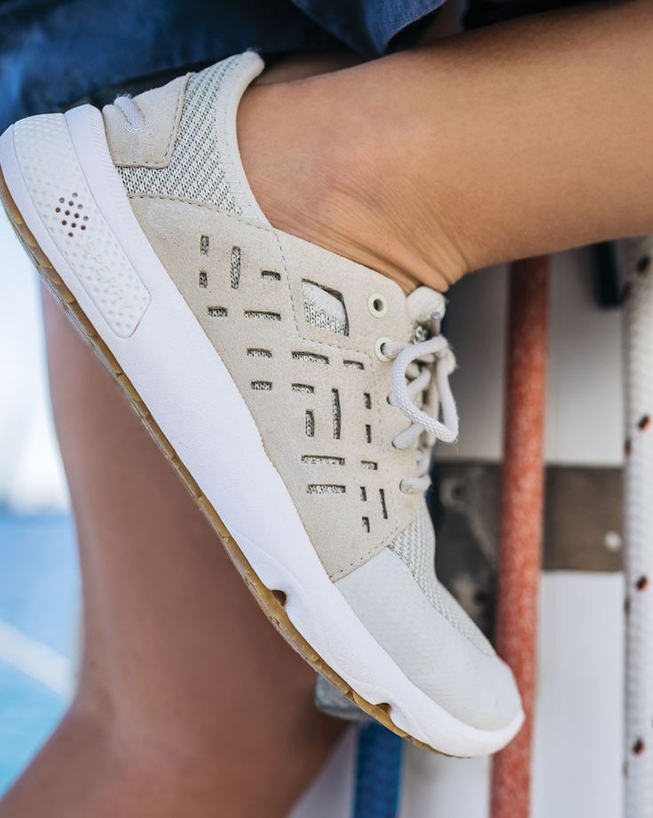 Shop Sperry 7 SEAS boat shoes. Born from the Sea. Built for the World.