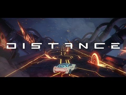 Distance - Beta GamePlay Trailer