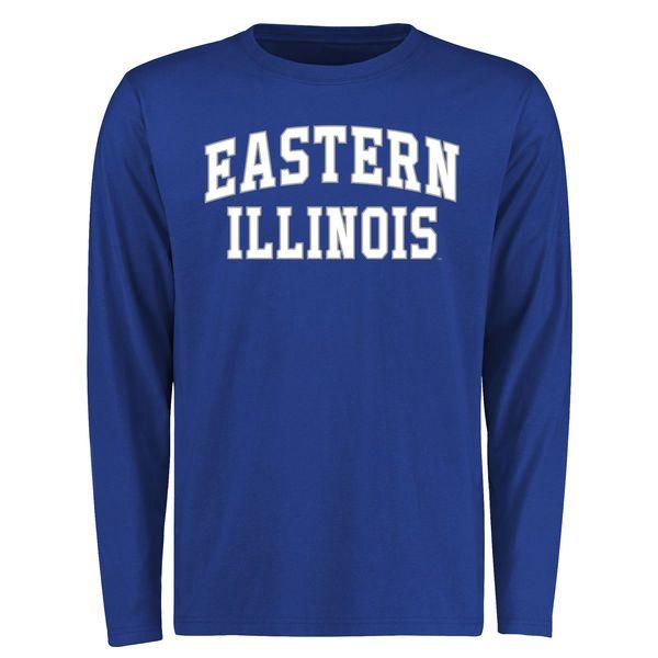 Eastern Illinois Panthers Everyday Long Sleeve T-Shirt - Royal - $27.99