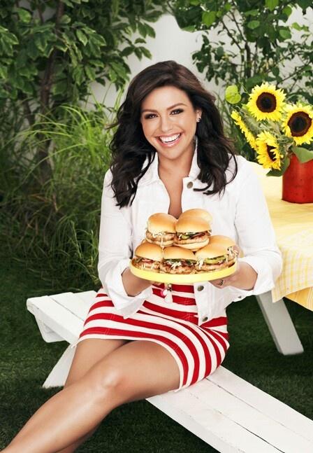 Rachel Ray my cooking Hero! Love her.