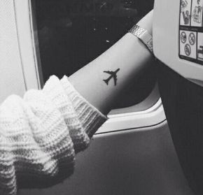 14 Travel Tattoos That Will Give You Wanderlust via Brit + Co More