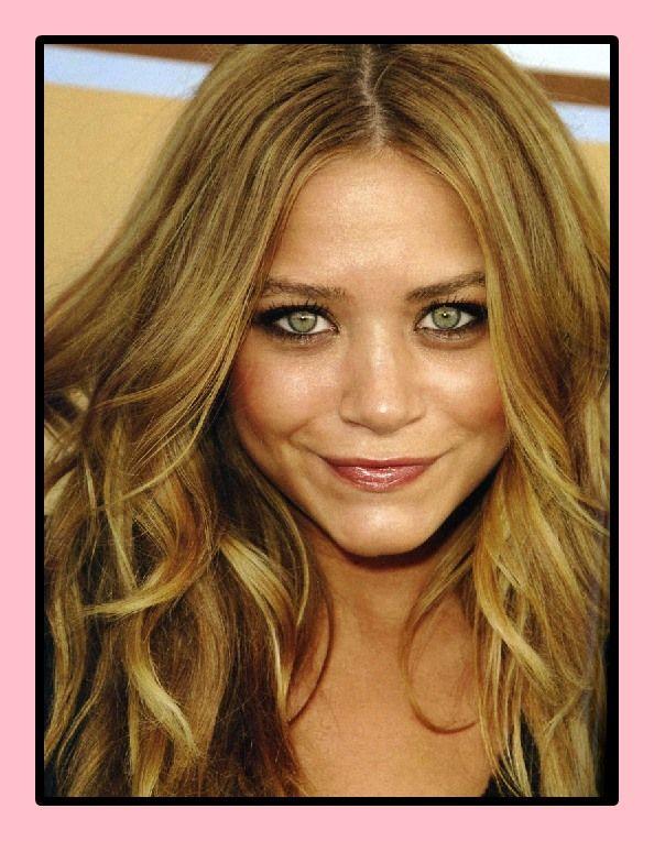 Haarfarbe Fur Blasse Haut Und Braune Augen Modische Frisuren