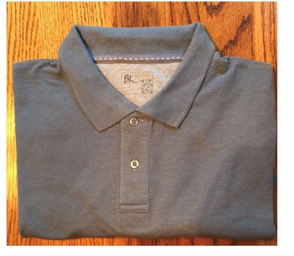 53d6a27b186 BHS LTD Men s Polo Shirt Size XL NEW  fashion  clothing  shoes  accessories