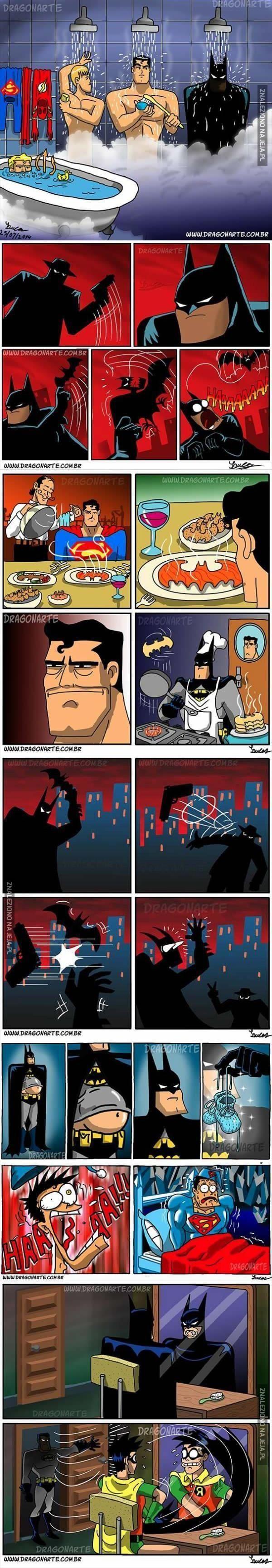 Superbohaterowie, jakich nie znacie cz.2