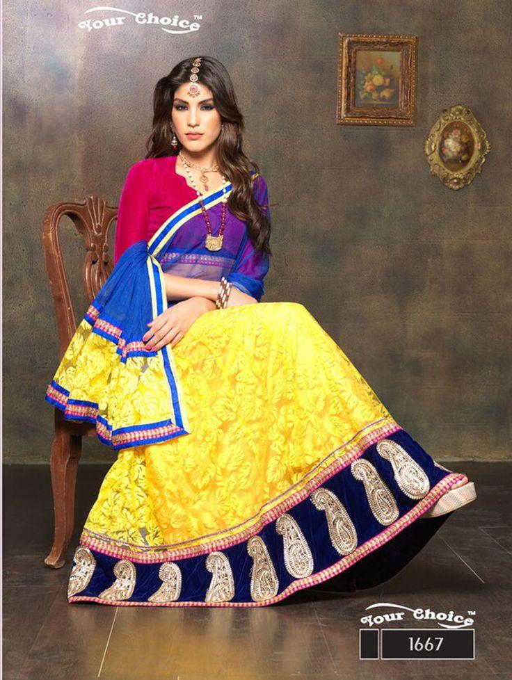 Ethnic Bollywood Choli wear Pakistani Lehenga Traditional Indian Bridal Wedding #kriyacreation #Traditional