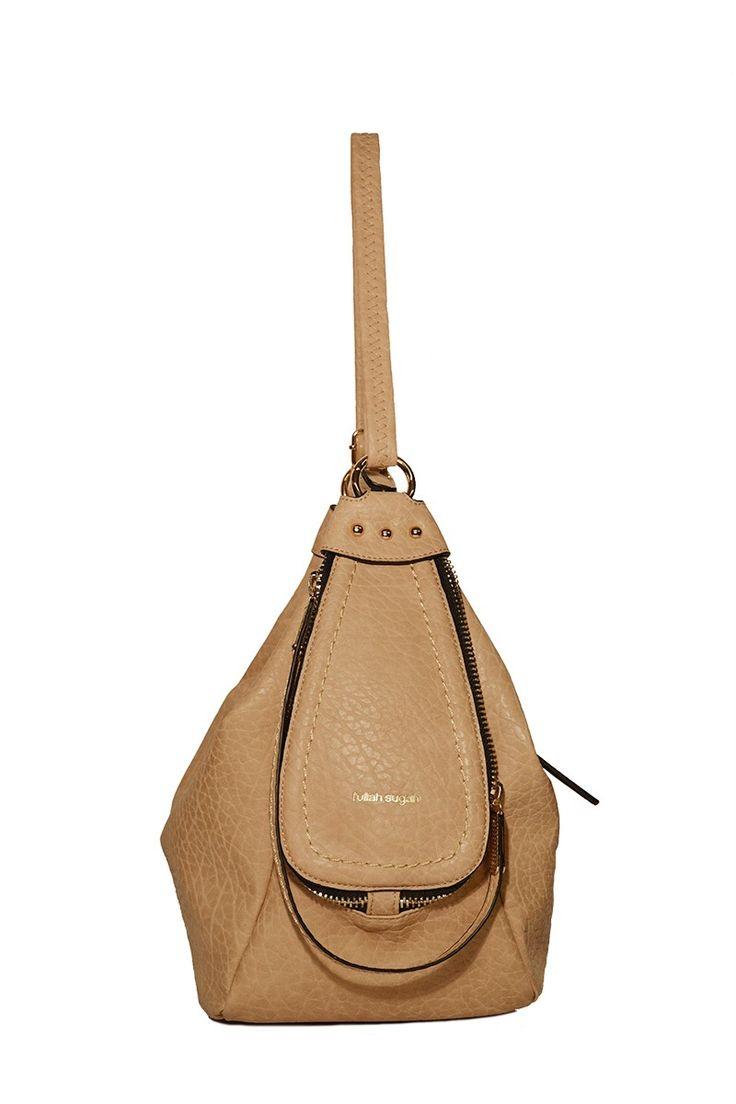 1534100814, BEIGE, Two way bag ,Πολυμορφική τσάντα