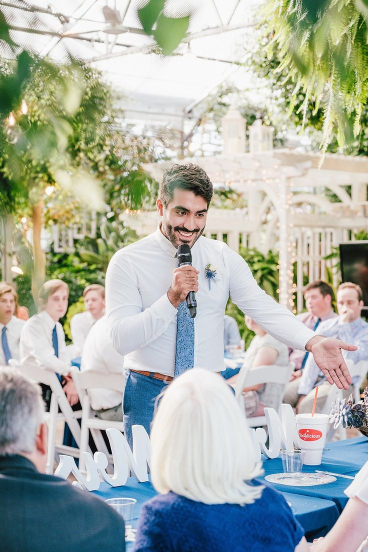 Best man speech in 2020 Wedding, Greenhouse wedding