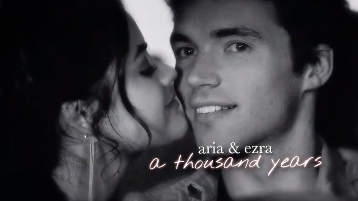 Aria & Ezra | A thousand years