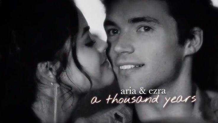 Aria & Ezra   A thousand years