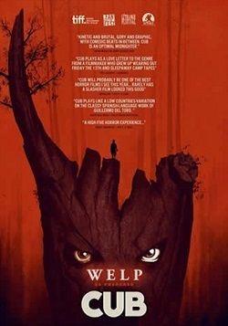 Welp Cub online latino 2014 - Terror, Thriller
