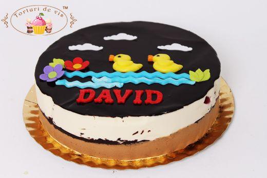 Tort Rasfatul simturilor pentru David